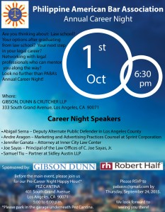 Paba Career Night FINAL