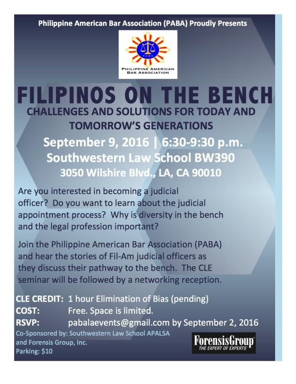 Judicial Reception CLE flyer 2